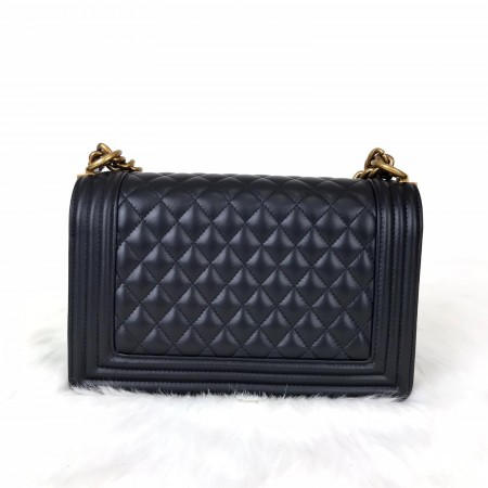 CHANEL BOY CLASSİC GOLD LİMİTED