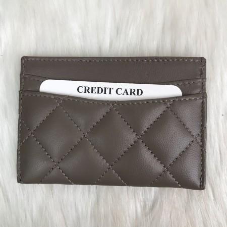 CHANEL CLASSİC CARD HOLDER VİZON
