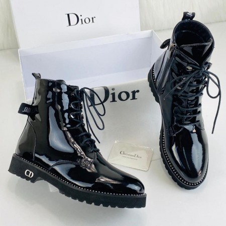 CHRİSTİAN DİOR ARMY REBELLE BOOTS