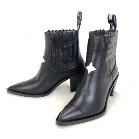 CHRİSTİAN DİOR STAR ANKLE BOOTS LİMİTED