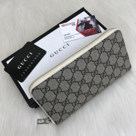 GUCCİ İMPRİME ZİP-AROUD WALLET CLASSİC