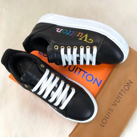 LOUİS VUİTTON TİME OUT SNEAKERS SİYAH